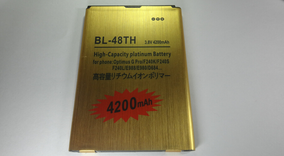 font b Battery b font BL 48TH 4200mAh Replacement Mobile Phone font b Battery b