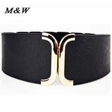 Buy 2016 new women brief belt female wide belt decoration elastic fashion cummerbund strap all-match lady's waist belts women for $4.57 in AliExpress store