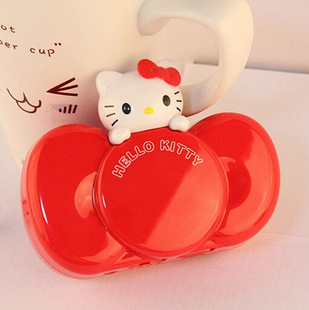 Free shipping kitty mobile power bank 8800mAh 3 colors high quality for smart phones(China (Mainland))