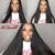 Аннабель Компания Волос Необработанные Бразильского Виргинские Волос Прямо 3 ШТ. 8А Класса Бразильские Волос Девы Человеческих Волос Weave Связки