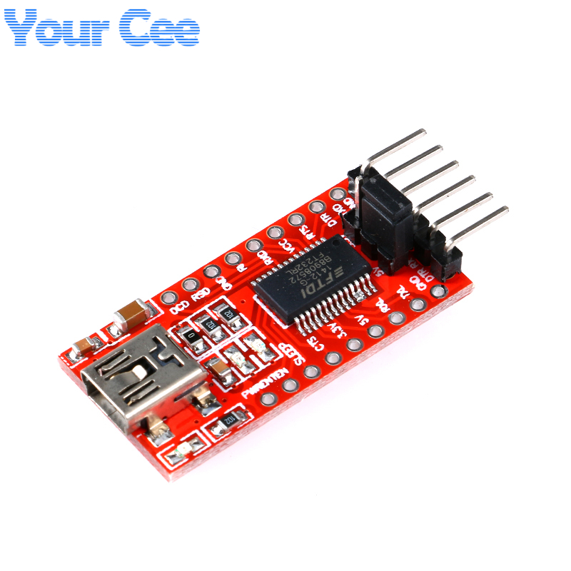 product FT232RL FT232 FTDI USB to TTL 3.3V 5.5V Serial Adapter Module <font><b>Download</b></font> Cable for Arduino Mini Port
