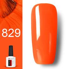 GDCOCO embeber off Gel Base Top Coat Fosco Top polonês Gel de longa duração Unhas de Gel lacquer 8 ml manicure atacado cor das unhas de gel(China)