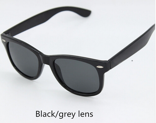 new Style Sunglasses 2140 Brand Black Frame 5Omm gray Lens Sun Glasses With Original Packing And Logo(China (Mainland))