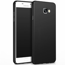 Buy Fashion Housing Samsung Galaxy A3 A5 A7 2017 Case 360 Full Matte Hard Plastic Slim Phone Back Cover A320 A520 A720 for $3.59 in AliExpress store