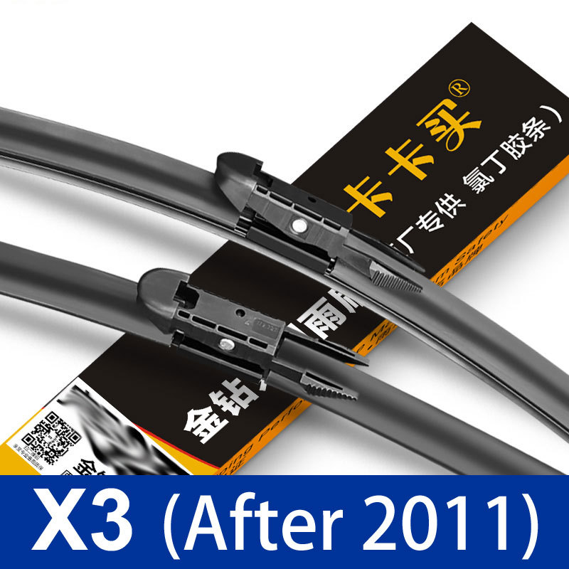 2 pcs pair New arrived car Replacement Parts Auto decoration accessories The front wiper blades for