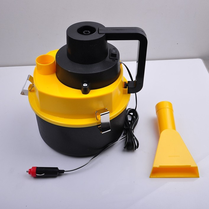 Wet and dry cleaner portable cleaner car cleaner for vehicle vacuum cleaner car cleaning(China (Mainland))
