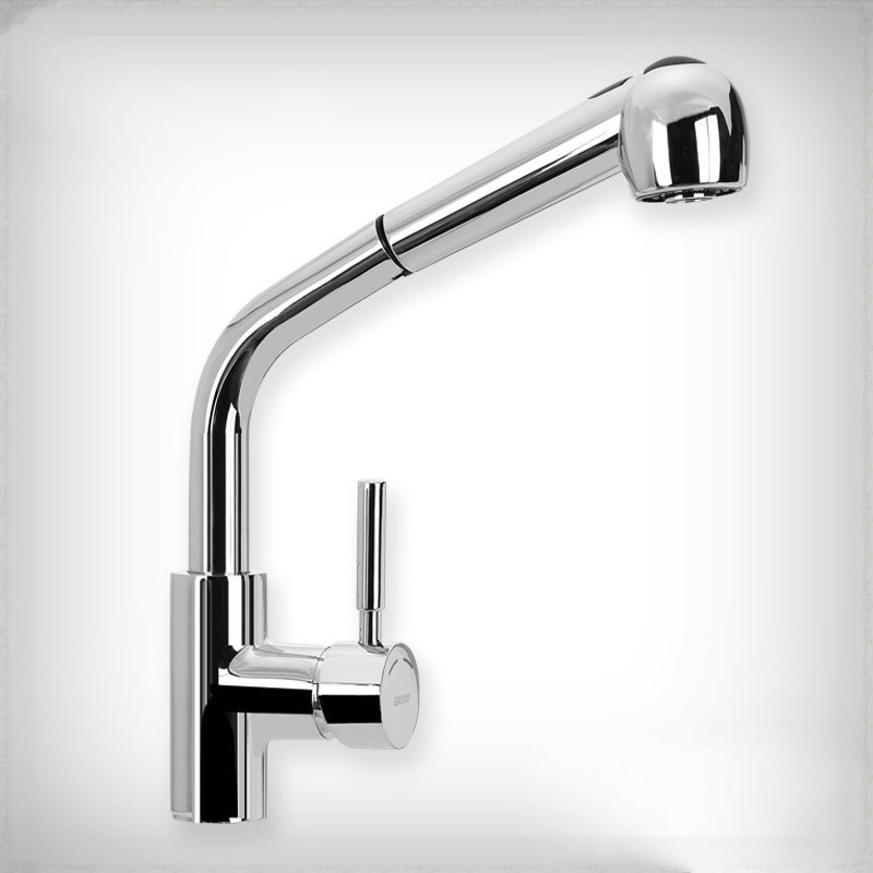 Kitchen Faucet Copper Hot And Cold Chrome kitchen faucets wall mount s