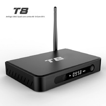 Smart TV Box Android T8 CPU 2GB HDMI 1080P Android 4.4 Internet TV Set Top Box For IPTV Goolge Smart TV Laptop Iphone Samsung