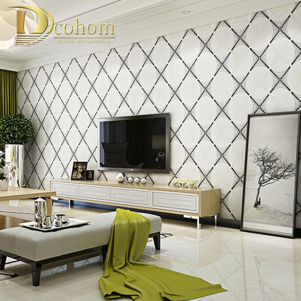Modern Wallpaper For Living Room - Home Design
