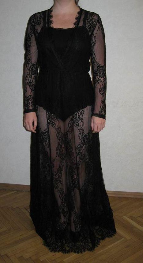 black sexy dress