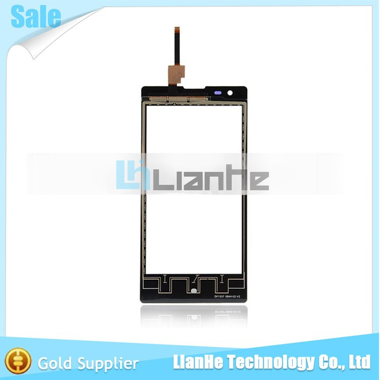 Replacement repair parts for Xiaomi Hongmi Touch Screen Panel for Xiaomi Red Rice Touch Digitizer Front Glass Free Shipping