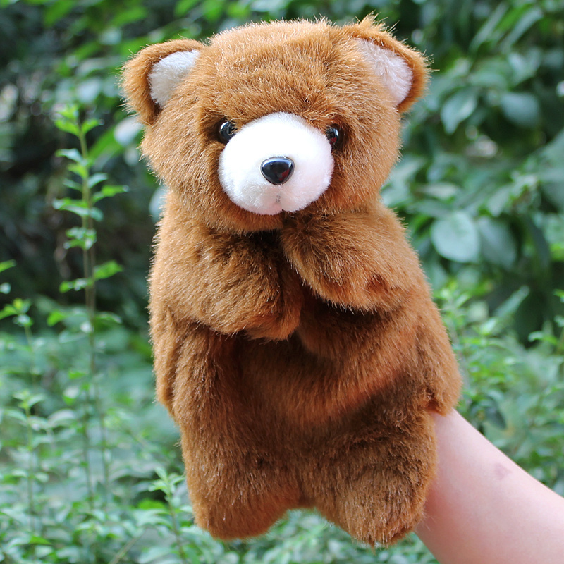 puppet toy child puppet animal even a finger story telling performance props<br><br>Aliexpress