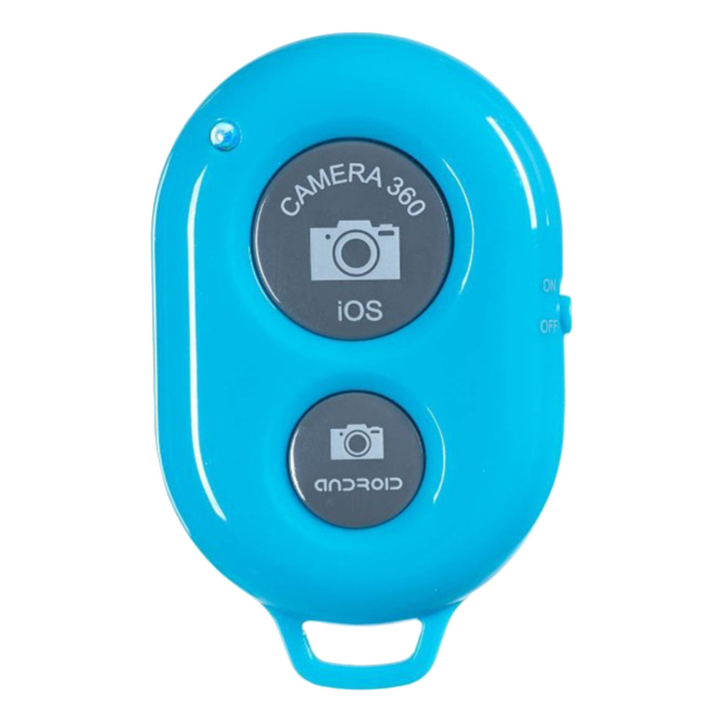 image for Monopod Selfie Stick Wireless Bluetooth Remote Shutter Self Timer For