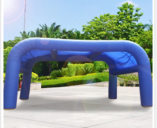 Inflatable Tent Arch Siamese twin opening side arches 6 m 8 10 12 inflatable(China (Mainland))