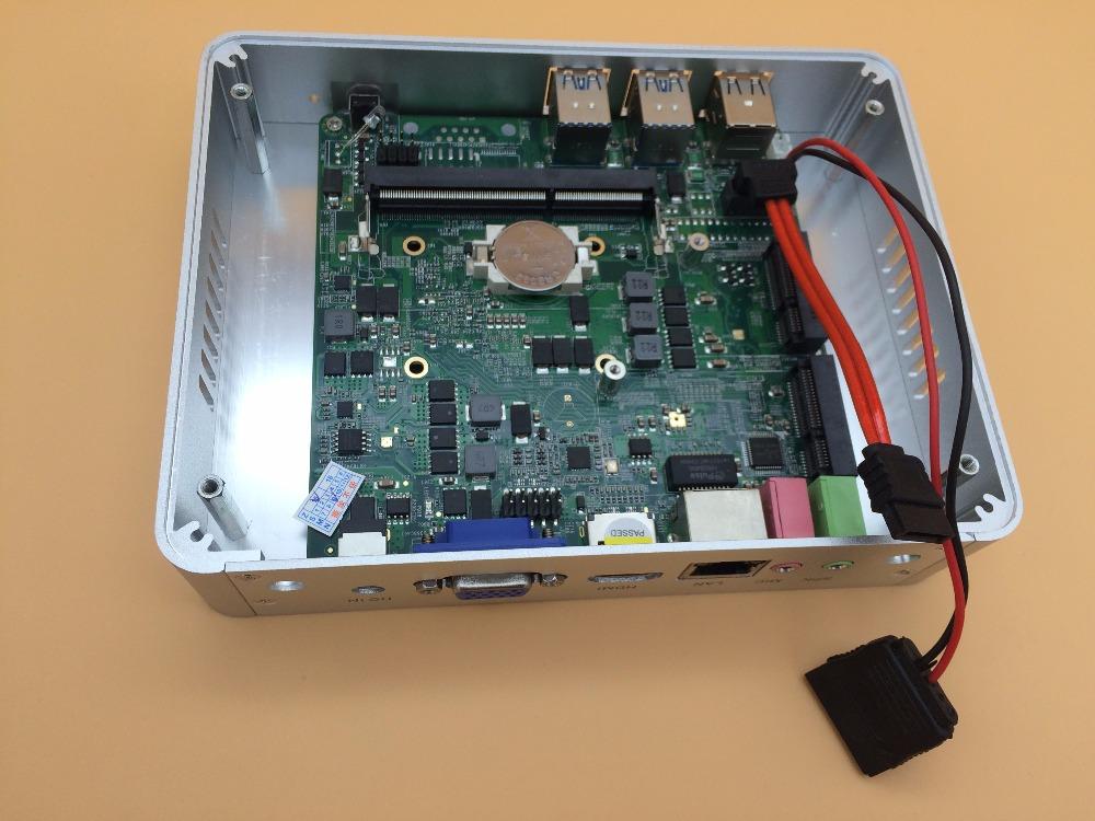 Eglobal Raspberry Pi 2 Intel Mini Pc Celeron N3050 4GB RAM 500GB HDD Micro Computer Windows 10 Tv Box Mini PC Stick Mini Laptop(China (Mainland))