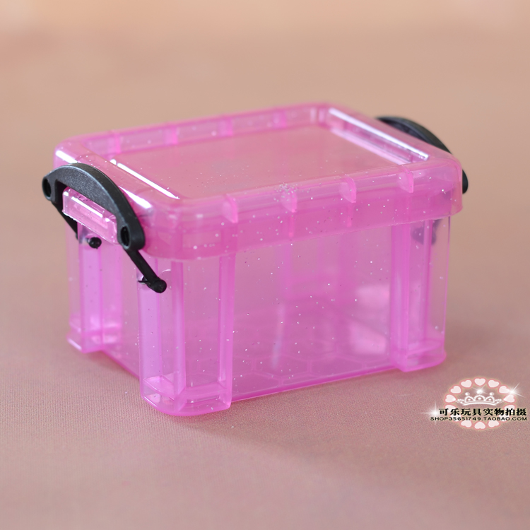 1pcs Plastic Sneakers garments organizer Collector field for Barbie Monster inc hight doll home furnishings equipment