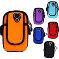 Sports Running Climbing Jogging Armband Case Holder For iPhone Samsung Gym Arm Band Case Cover