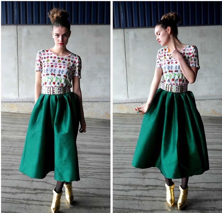 Collection Midi Maxi Skirts Pictures - The Fashions Of Paradise