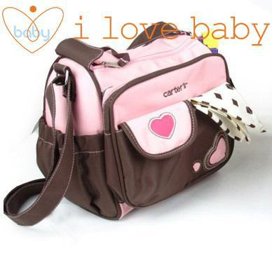 Carter Small Heart Baby Diaper Nappy Changing Bag 2 Colors<br><br>Aliexpress