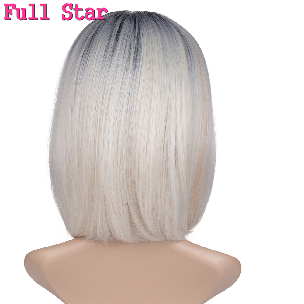 synthetic wig Full Star208
