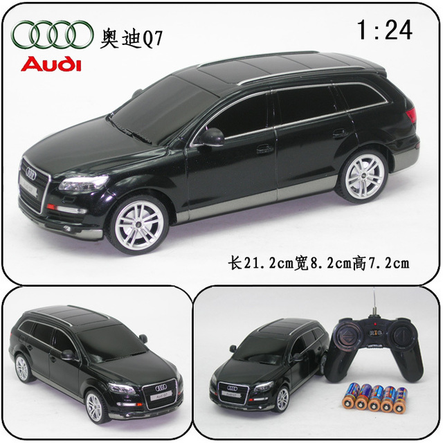 Toy remote control car AUDI q7 remote control cars remote control toy car