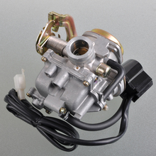 For 50CC SCOOTER MOPED GY6 CARBURETOR CARB SUNL ROKETA JCL 19mm [PX06]