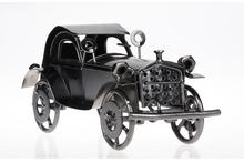 Figurines Iron Art Sculpture Gift Metal Classic Ambassador Model Car Collection(China (Mainland))