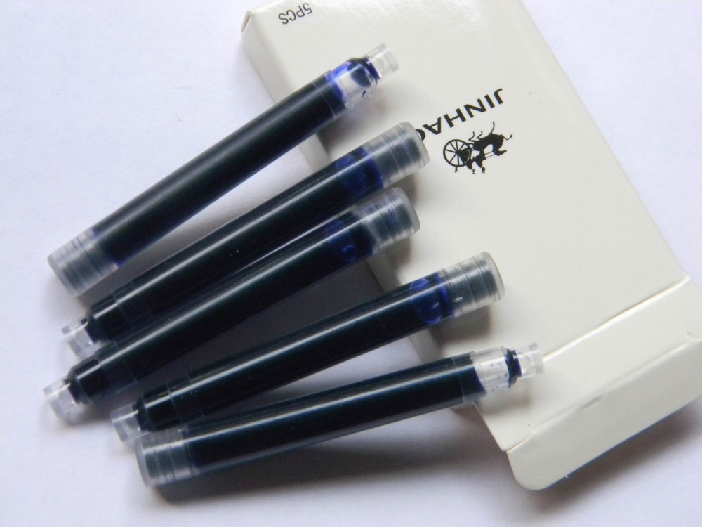 Pump Fountain Pen 25pcs Blue Fountain Pen