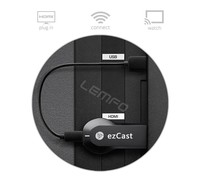 TV Stick LEMFO EZcast 2 TV Stick Miracast Airplay DLNA WiFi HDMI 1080P Windows iOS Andriod ezcast M2