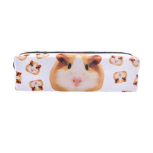 GUINEA PIG 3D Printing Cosmetic Cases women makeup bag Zohra Fashion New trousse de maquillage 2016 Hot Now travel organizer