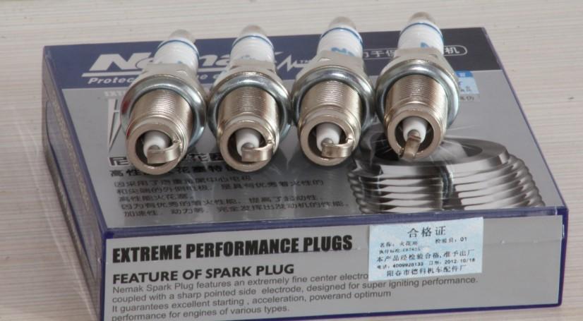 Replacement Parts Platinum iridium spark plugs car candles for mazda CX 5 car engine PE PY