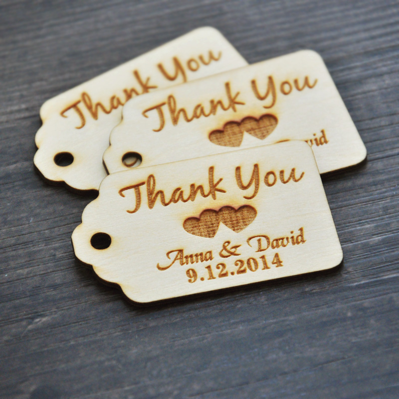 tags wedding favor tags rustic wedding bridal shower favor tags