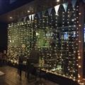 3Mx3M 300 LED icicle Lamp Curtain String Fairy Light 300 Bulbs Xmas Christmas Wedding Decoration home