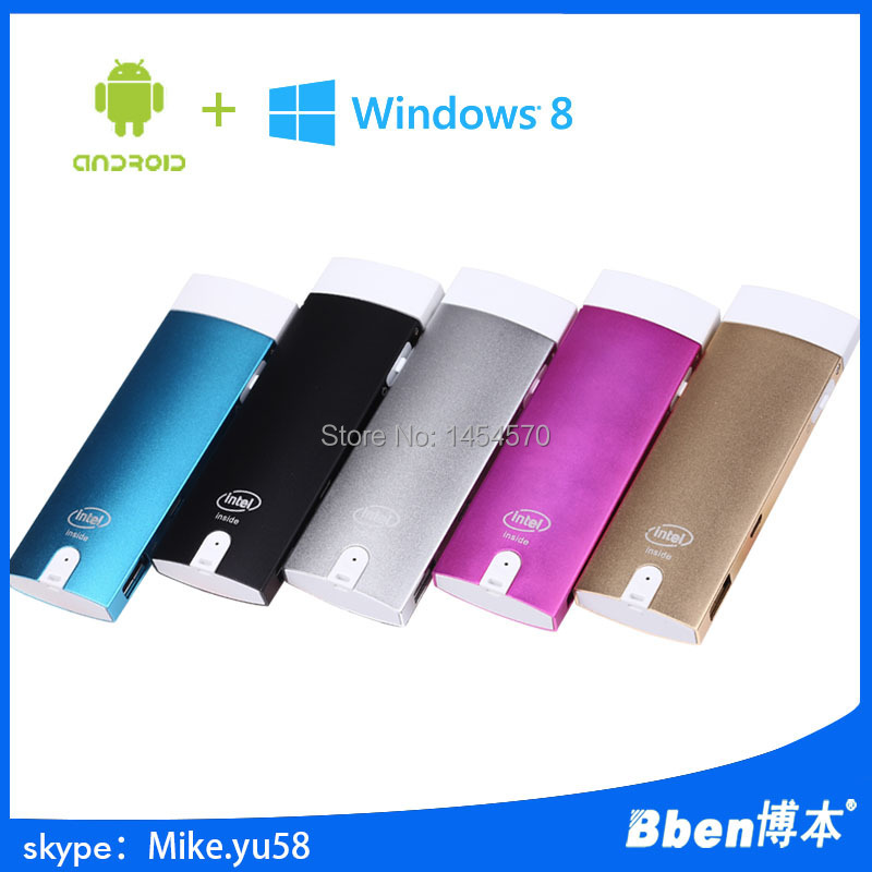 Hot selling mini pc x86 2*USB2.0 2G ddr3 ram and 32G HDD WiFi 1.33GHz micro pc computer(China (Mainland))