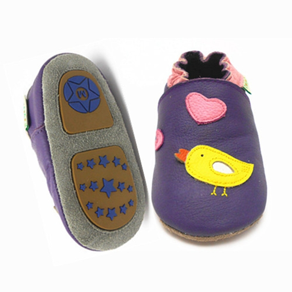 Sayoyo Branded TPR Hard Sole Anti-slip Baby Leather Moccasins Soft Infant Toddler Baby Girls Shoes Frist Walkers Free Shipping()