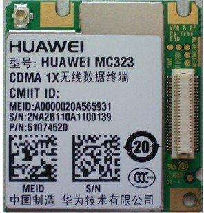 Huawei CDMA module MC323 original new alternative EM200