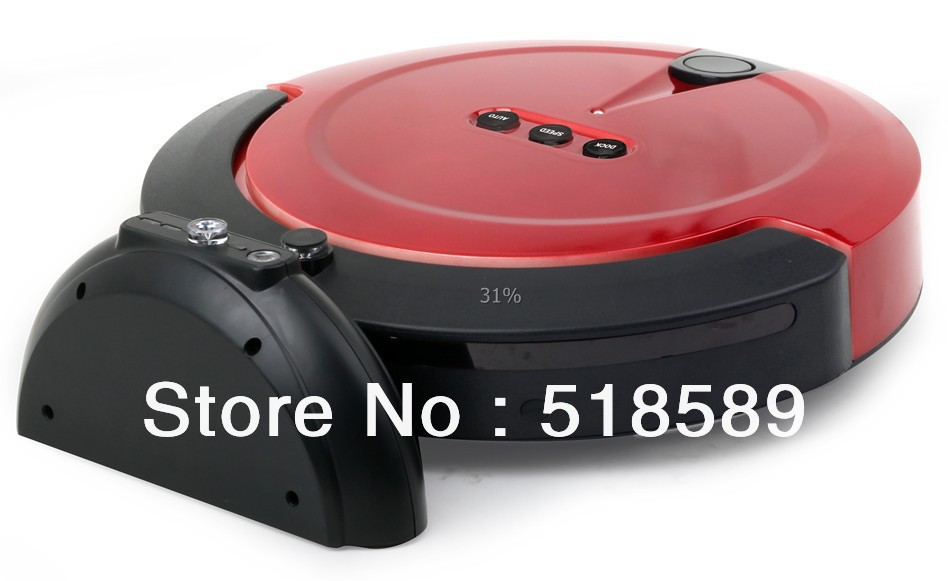 Cleaning appliances robot free shipping by UPS/EMS/FEDEX Floor Cleaner robot vacuum cleaner 2013(China (Mainland))