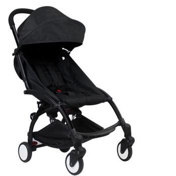 Ru Free !11 accessory 5.8kg aluminium alloy baby stroller Umbrella Trolley Poussette Kinderwagen portable folding baby carriage