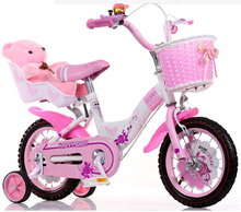 Kids bike child bicycle baby children's bicycles / 12/14/16/18-inch / stroller / 4-8 years / free shipping(China (Mainland))