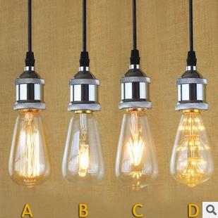 Vintage Lamp Industiral Pendant Light Indoor Lighting In America Country Loft Style ,Lustres E Pendente De Teto<br><br>Aliexpress