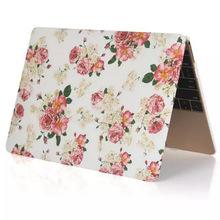 Luxury Multi Pattern Flag Cute Print Hard Paste Shell Case For Apple Macbook Air Pro Retina 11.6 12 13.3 15.4 inch