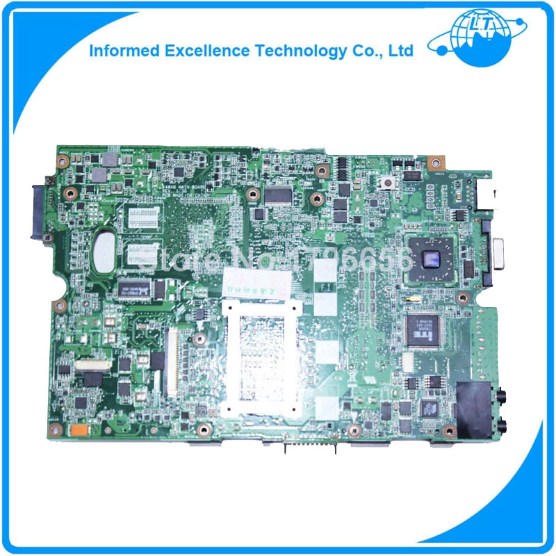 Original K40AC mainboard online buy for Asus notebook system board, 100% functional(China (Mainland))