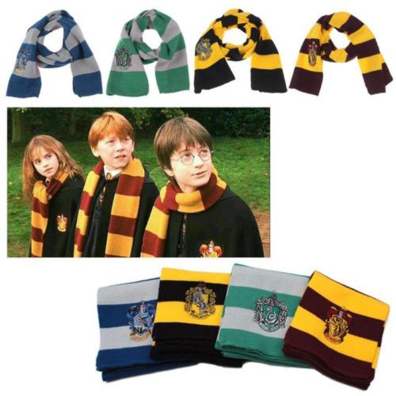 Гарри поттер вещи своими руками шарф