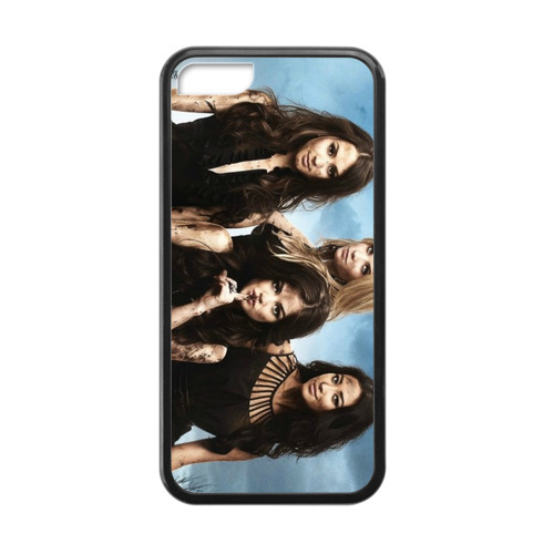 Pretty Little Liars Girls TPU silicon cell Phone case