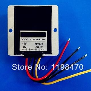 dc transformer 12v to 24v(China (Mainland))