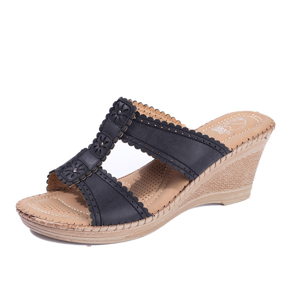 Innovative SIKETU Fashion Woman Sandals 2017 Summer Shoes Women Casual Comfortable Wedges Open Toe Sandals ...