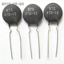 47D-15 47 Europe 15mm negative temperature thermistor resistance