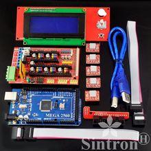 SINTRON 3D Printer Kit RAMPS 1 4 Mega 2560 A4988 Motor Extruder RepRap