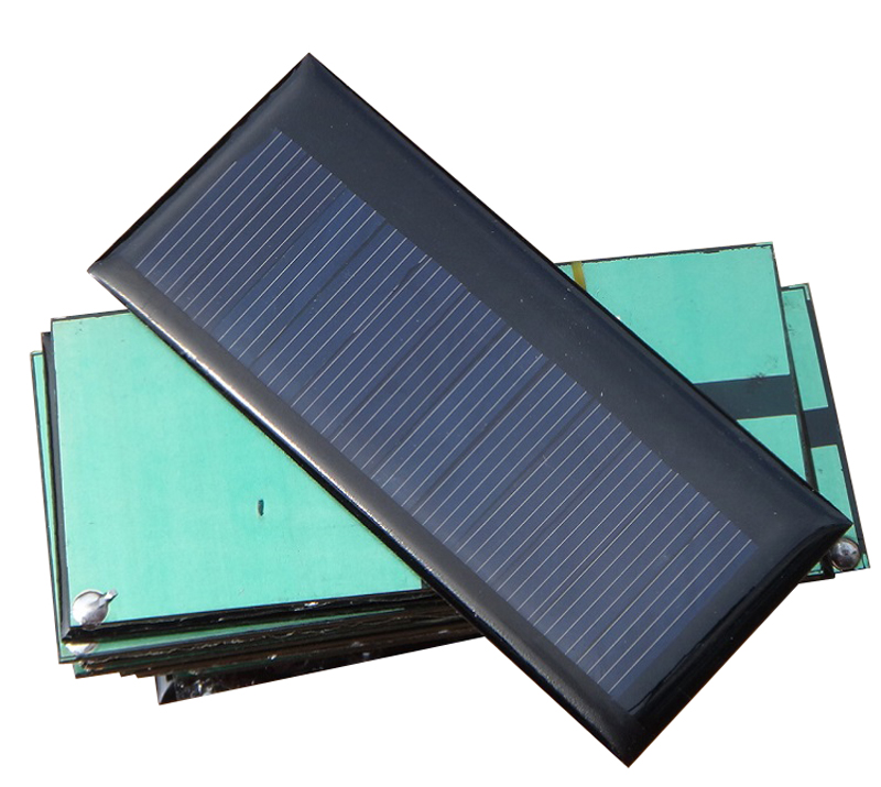 5.5V0.3W Painel Solar Solar Panel Module Solar System Cells for Cell Charger Solar Power Panel Charger(China (Mainland))