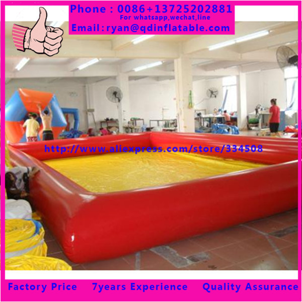 inflatable water pools for water ball large inflatable adults swimming pools(China (Mainland))